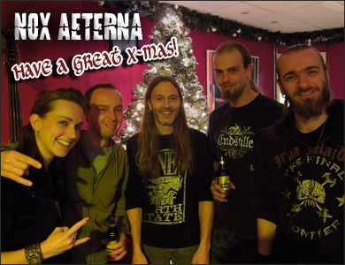 Nox Aeterna - Have a great X-Mas!