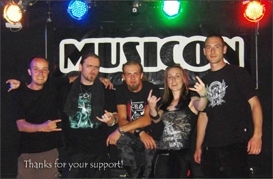 Nox Aeterna at Musicon!