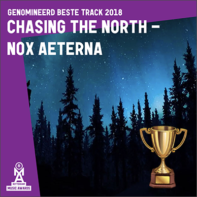 Nox Aeterna nominated for Rotterdam Music Awards