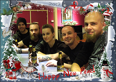 Nox Aeterna wishes you a happy 2017