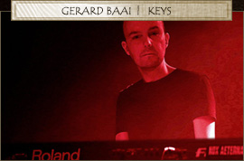 Gerard Baai - Synthesizer