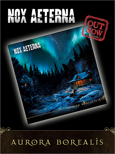 Nox Aeterna - Aurora Borealis | OUT NOW!